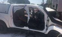 Man critically injured after bakkie rear-ended truck, N1 North, Centurion